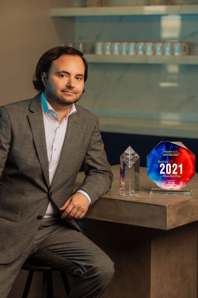 2021 Best of Manhattan Award